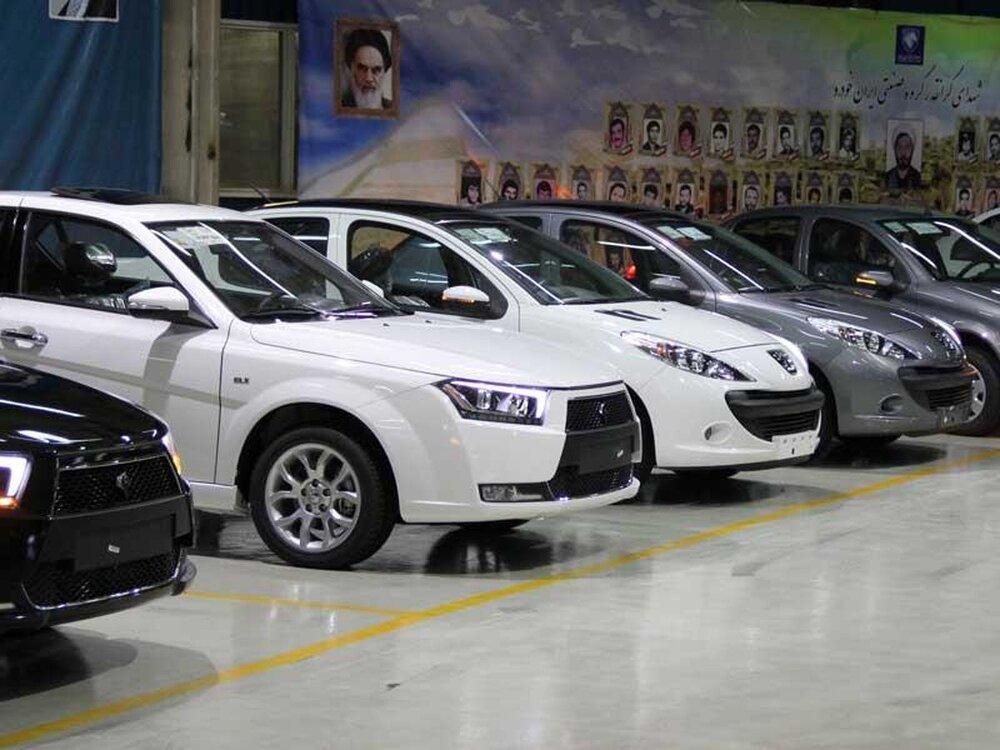 قیمت روز خودرو امروز ۲۴ تیرماه ۱۴۰۰ + جزئیات قیمت ایران خودرو و سایپا