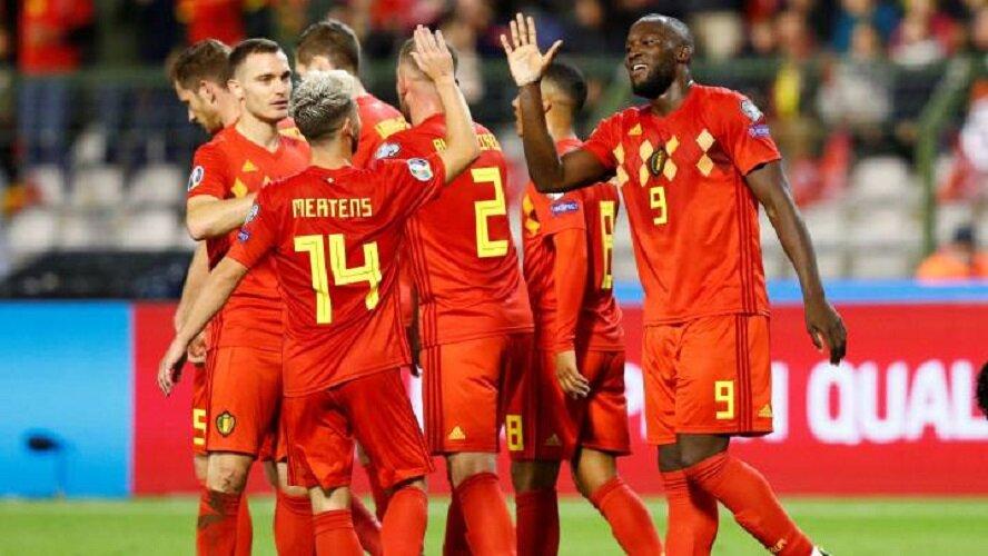 نگرانی بلژیکیها در آستانه دیدار رده بندی