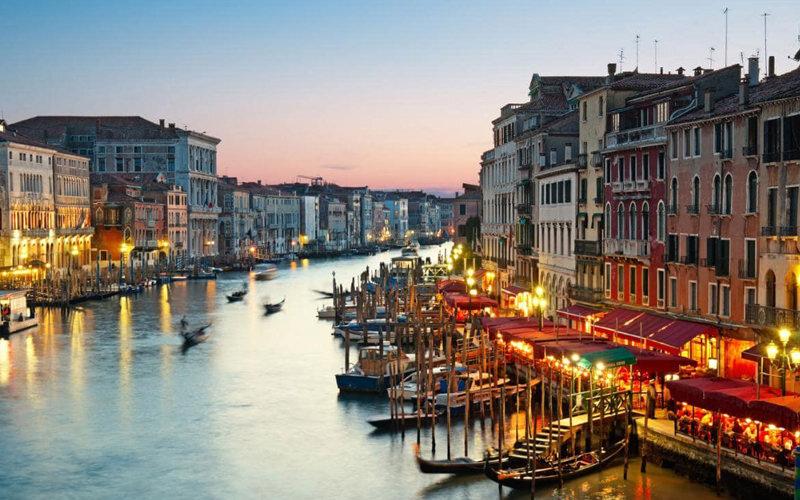 ونیز؛ بهترین شهر گردشگری جهان در سال ۲۰۲۱