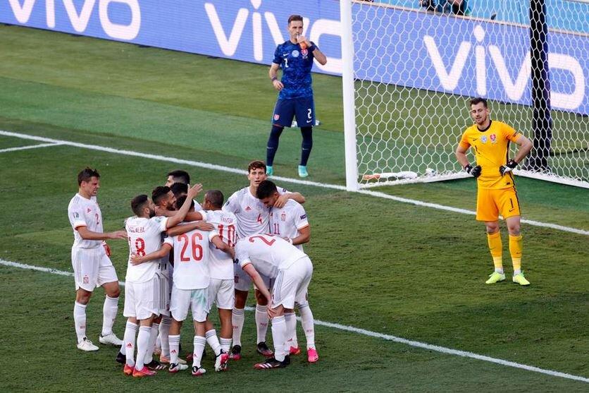 اسپانیایی که غرور انگیز بود و شایسته فینال یورو ۲۰۲۰