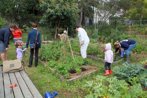 احداث اولین باغ اجتماعی در اورادئا