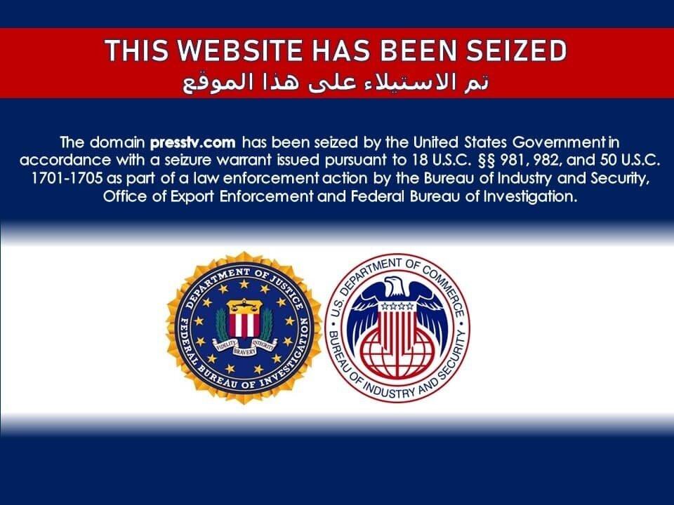 U.S. muzzles Iranian media in violation of freedom of speech
