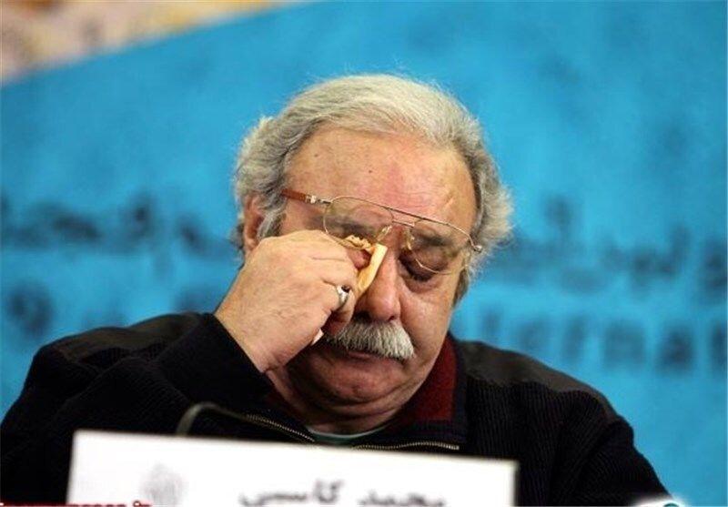 آخرین وضعیت محمد کاسبی در بیمارستان