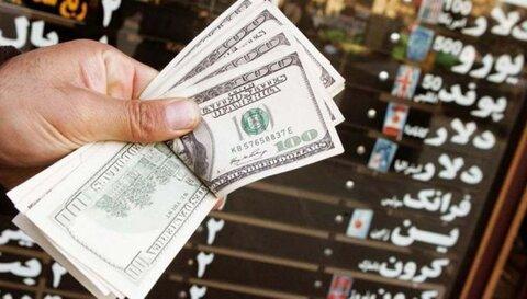 نمودار قیمت دلار امروز ۲۹ تیر ۱۴۰۰