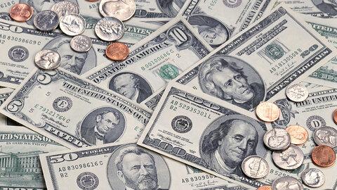 نمودار قیمت دلار امروز ۱۰ مردادماه ۱۴۰۰