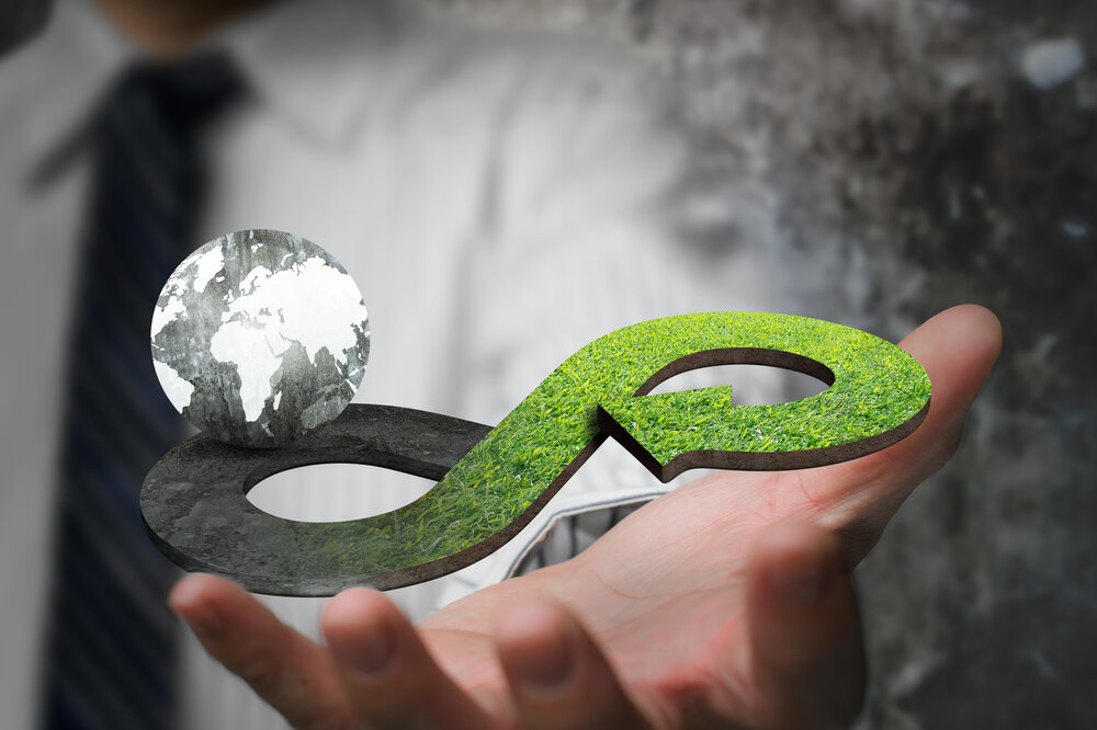 راهکارهای خلاقانه برای بازیافت زباله