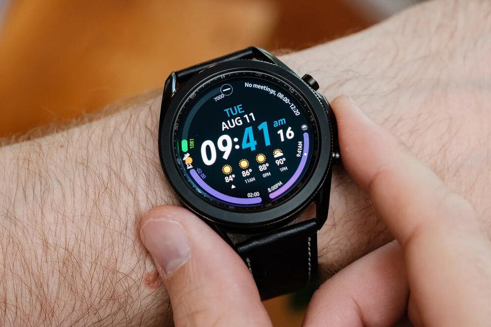 بهروزرسانی نرم افزار ساعت هوشمند سامسونگ گلکسی Watch 4