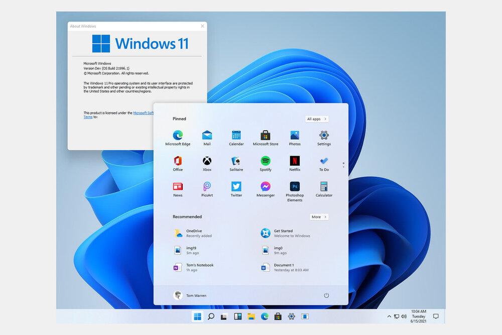 ویندوز ۱۱+ ویژگی ها و مشخصات