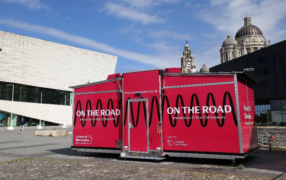 موزههای شهری لیورپول به سمت مردم میآید