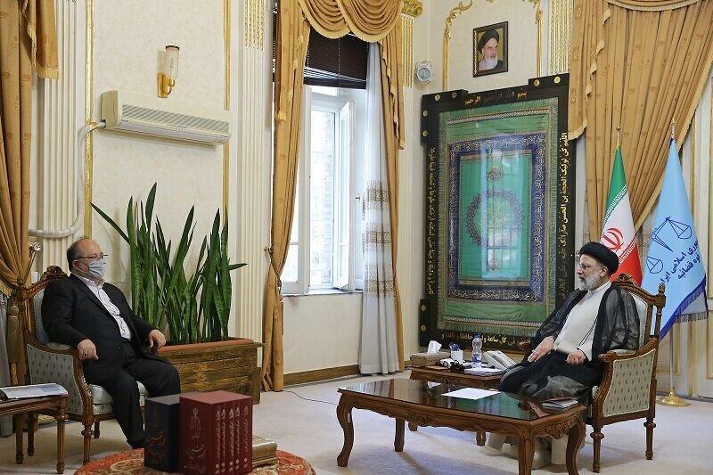 وزیر تعاون، کار و رفاه اجتماعی با آیتالله رییسی دیدار کرد