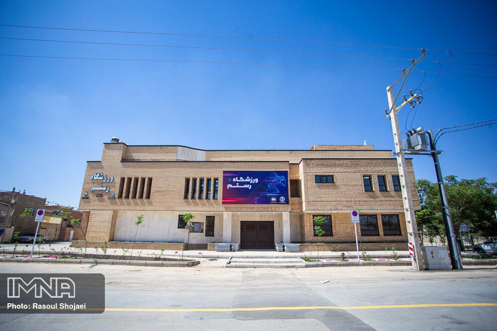عدالت فضایی در منطقه ۱۴ محقق شده است/ افتتاح پنجمین ورزشگاه منطقه