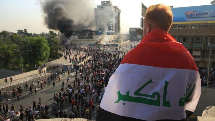 احتمال وقوع جنگ داخلی در عراق