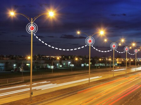 اهمیت سیستمهای مدرن روشنایی در شهرهای هوشمند