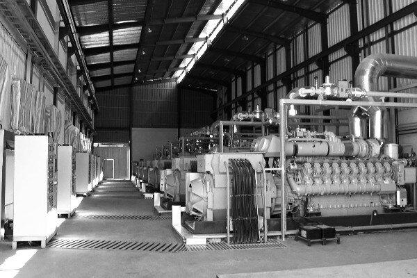 چرا نیروگاهها تعطیل است؟