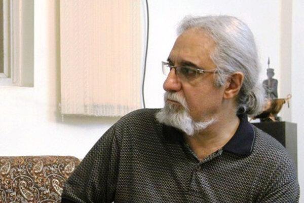 """""""مسعود شناسا"""" به علت کرونا در بیمارستان بستری شد"""