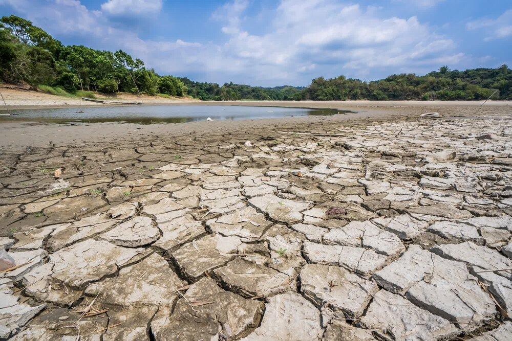 تداوم خشکسالی در پاییز امسال