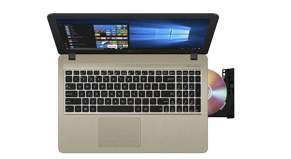 مشخصات لپتاپ ایسوس مدل X540UA-A+ قیمت