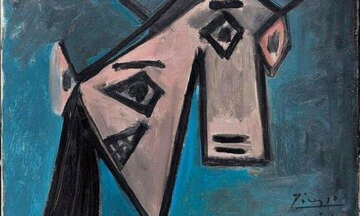 نقاشی مسروقه «پیکاسو» پیدا شد