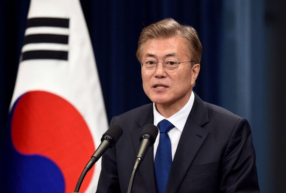 تبریک رئیسجمهور کره جنوبی به آیت الله رئیسی