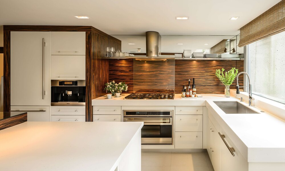 مدل آشپزخانه مدرن و شیک + اصول چیدمان، دکوراسیون جدید و عکس