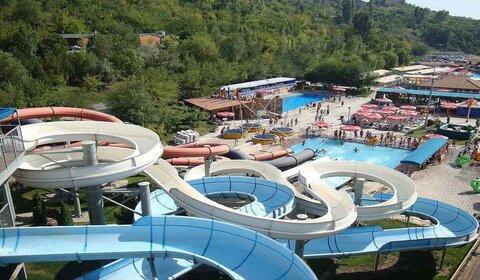 بازدید از پارک آبی ایروان