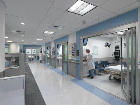 طراحی بیمارستانها در پساکرونا متحول میشود