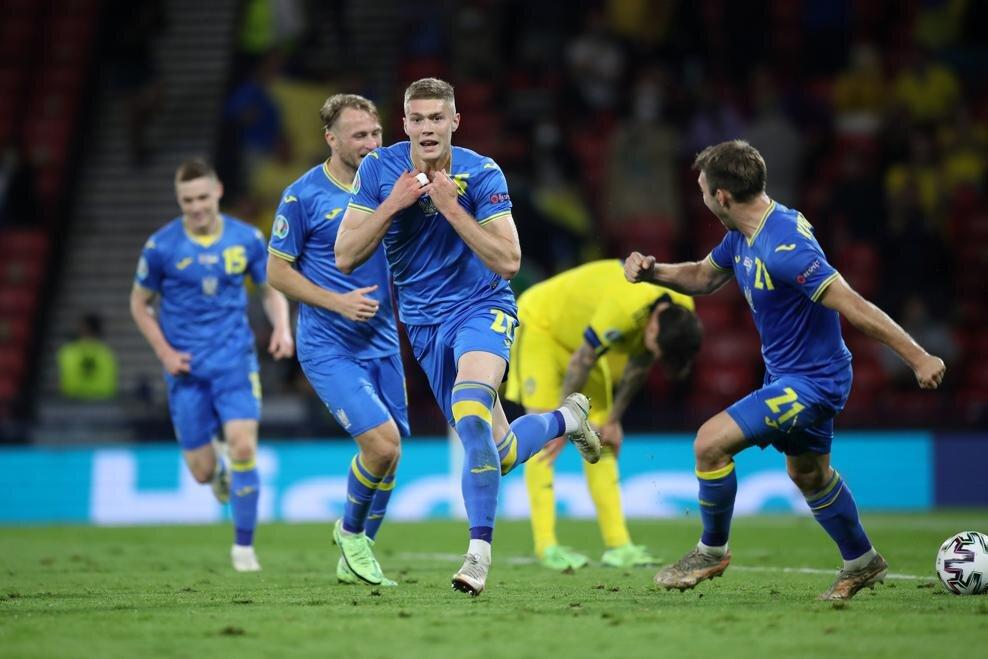 سوئد یک- اوکراین ۲/ شاگردان شوچنکو به انگلیس رسیدند