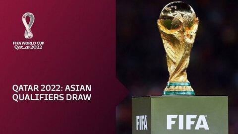 قرعهکشی مرحله پایانی انتخابی جام جهانی آسیا انجام شد + زمان و برنامه بازیها