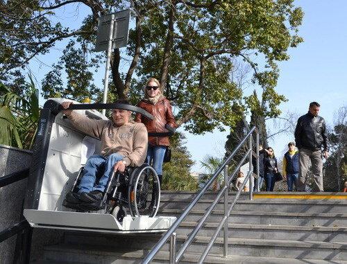 ایستگاههای اتوبوس بدون مانع برای معلولان در آلمان