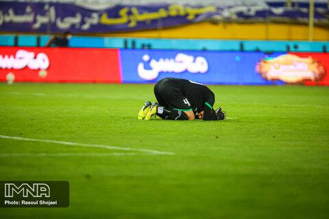 لیگ برتر فوتبال؛ سپاهان اصفهان _ ماشین سازی تبریز