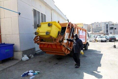 ۶۲ درصد زبالههای تولیدی ارومیه قابل بازیافت است