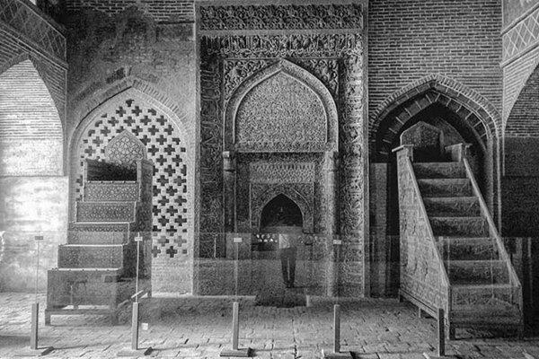 محراب الجایتو؛ نگین مسجد جامع اصفهان