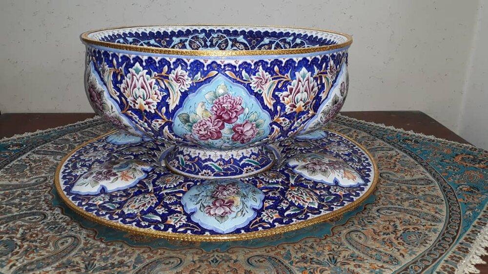 اصفهان به موزه تخصصی مینا نیاز دارد