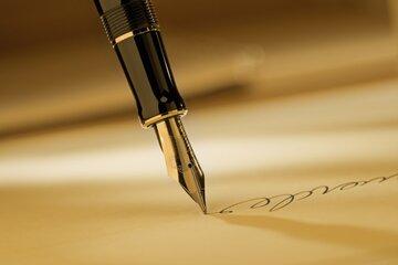 تبریک روز قلم ۱۴۰۰ + متن، شعر، اس ام اس و عکس چهارده تیر