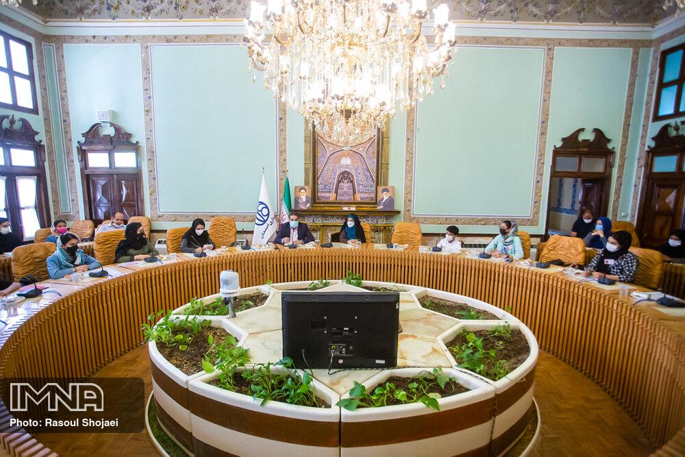 جلسه شورای اجرایی شهر دوستدار کودک