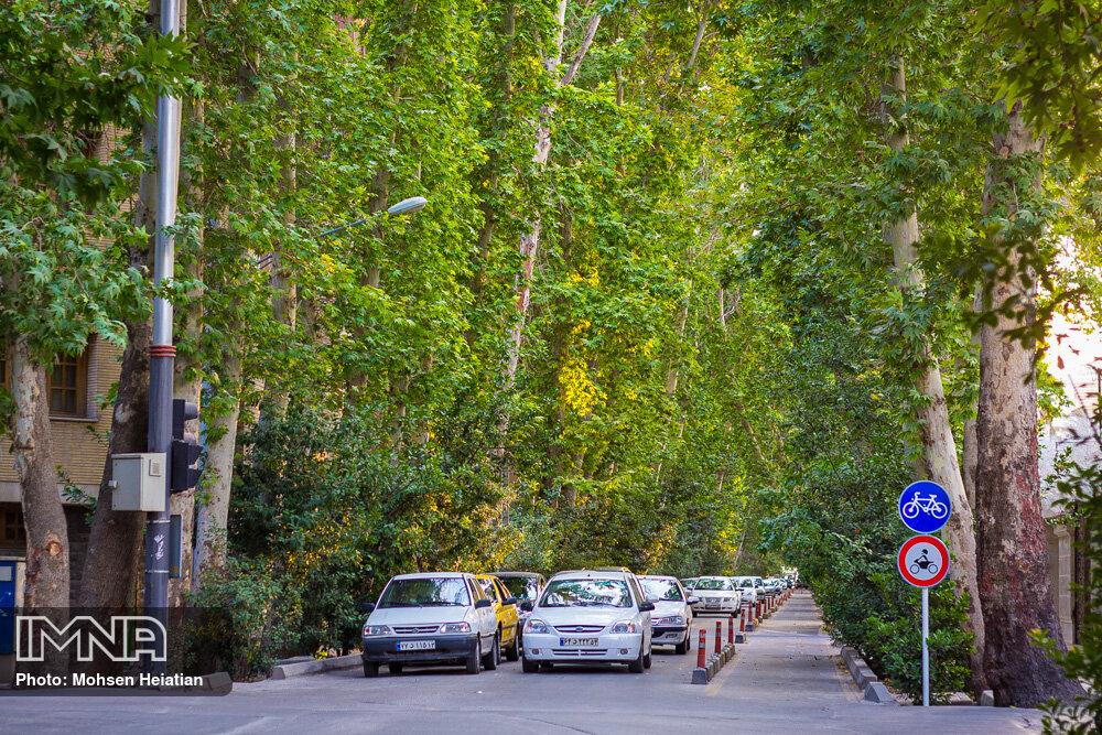افزایش دمای هوای اصفهان در ۲۴ ساعت آینده