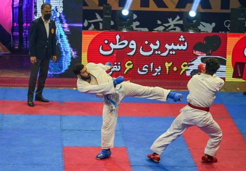 تلاش سازمان لیگ کاراته جهت اخذ مجوز برگزاری رقابتهای قهرمانی کشور