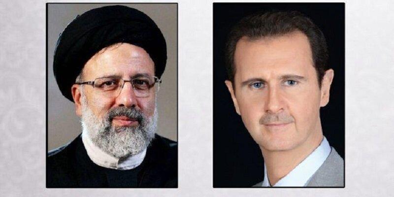 ابراز امیدواری برای گسترش همه جانبه روابط میان تهران و دمشق