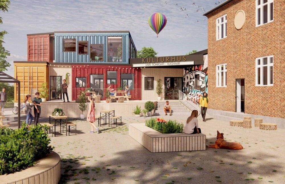 هورزنس میزبان یک مرکز فرهنگی جدید