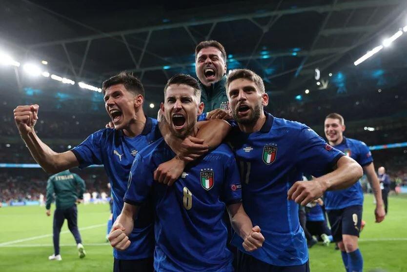 خلاصه بازی اسپانیا_ ایتالیا+فیلم