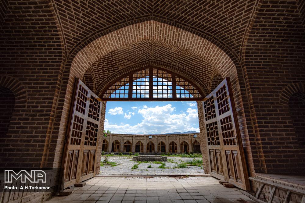 کاروانسرای تاجآباد همدان