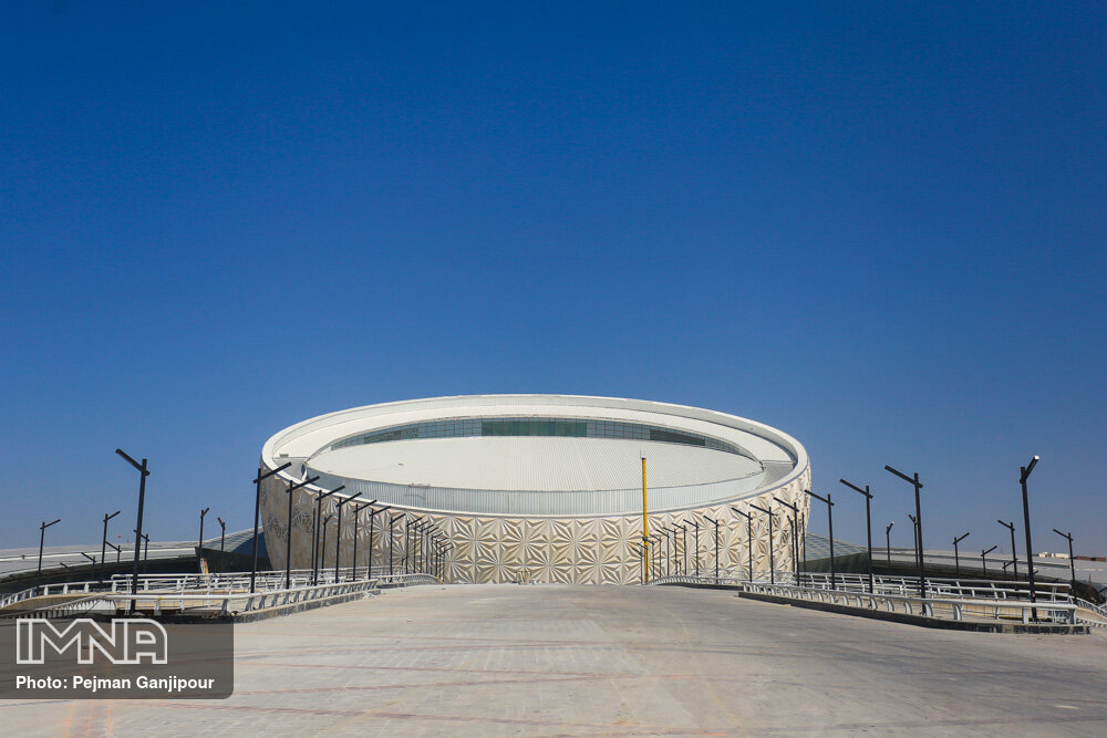 آخرین جزئیات پروژه مرکز همایشهای بینالمللی اصفهان