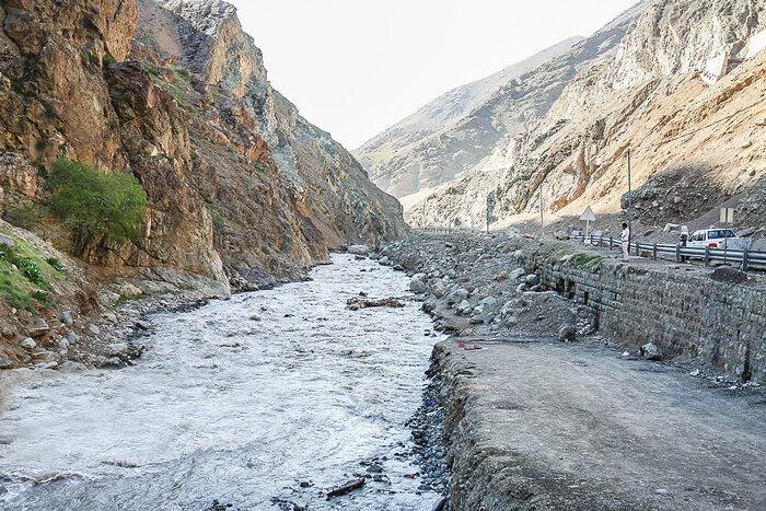 مهلت یک ماهه برای رفع معضلات محیط زیستی اطراف رودخانه کن