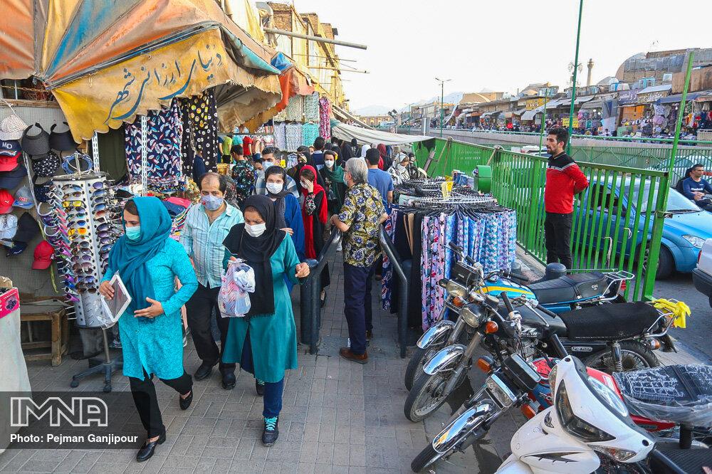 آخرین وضعیت رنگبندی شهرستانهای استان اصفهان در مقابله با کرونا+ جزئیات