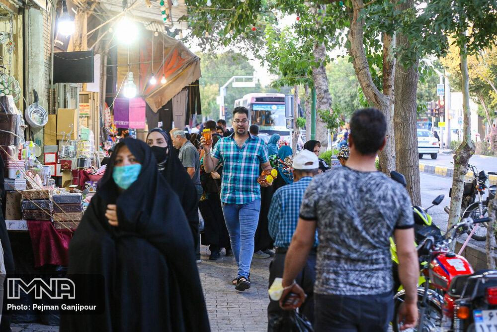 دلتا سوش غالب ابتلا به کرونا در اصفهان/واکسیناسیون ۴۶۲ هزار نفر تاکنون
