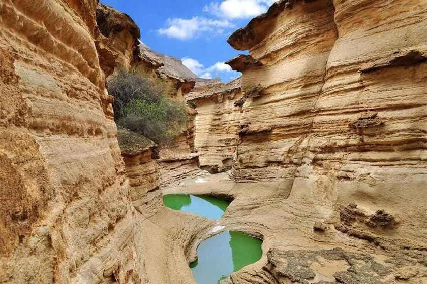 وزیر میراث فرهنگی مراتب ثبت ۹ اثر طبیعی را در خراسان جنوبی ابلاغ کرد