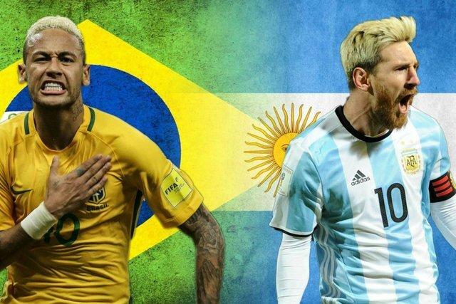 فینال کوپا؛ امسال وقت قهرمانی آرژانتین با مسی!