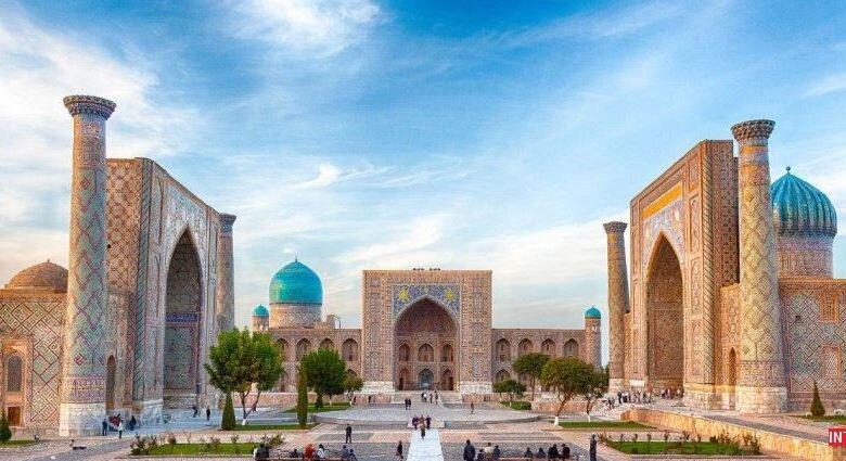 اصفهان و سمرقند در پیوندی همیشگی