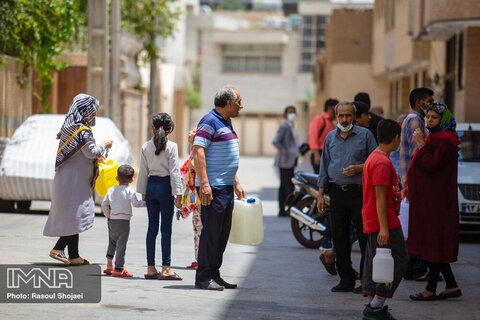 زایندهرود جاری شد/ مشکل آب شرب اصفهان همچنان ادامه دارد