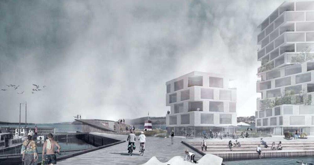 شهر دانمارکی زیست پذیر میشود